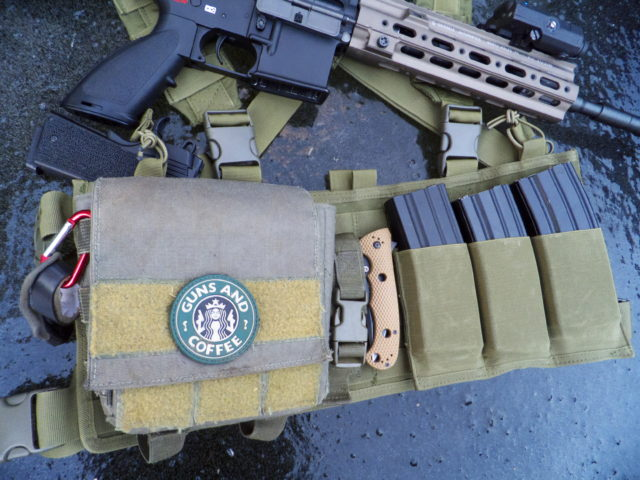 Scout Chest Rig