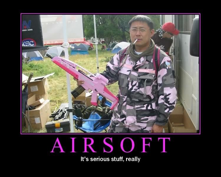 Airsoft- It's a serious matter