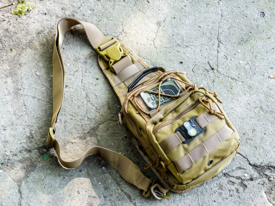 EDC Shoulder Bag Primal Gear