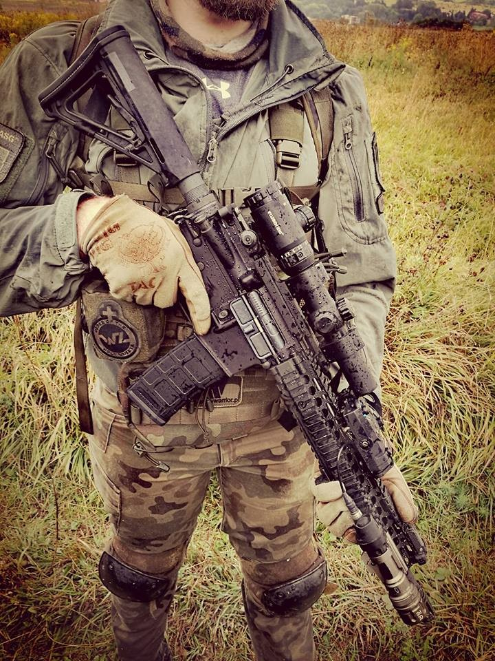 My ELAR SOPMOD 2 in action