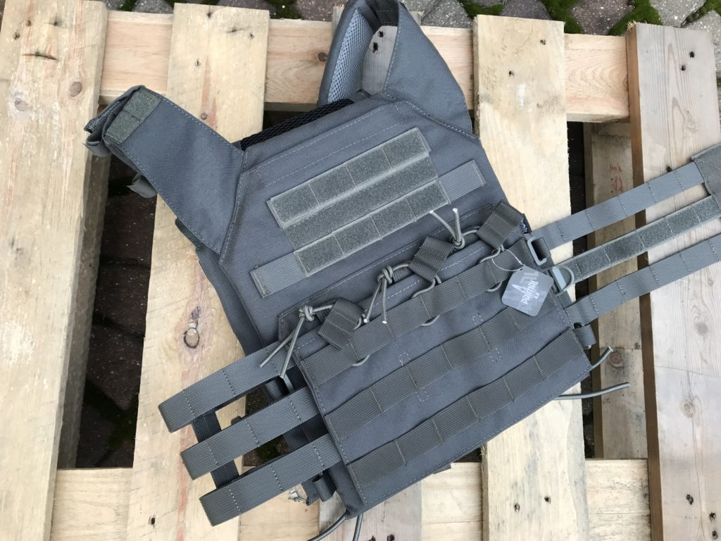 Rush Plate Carrier - general look
