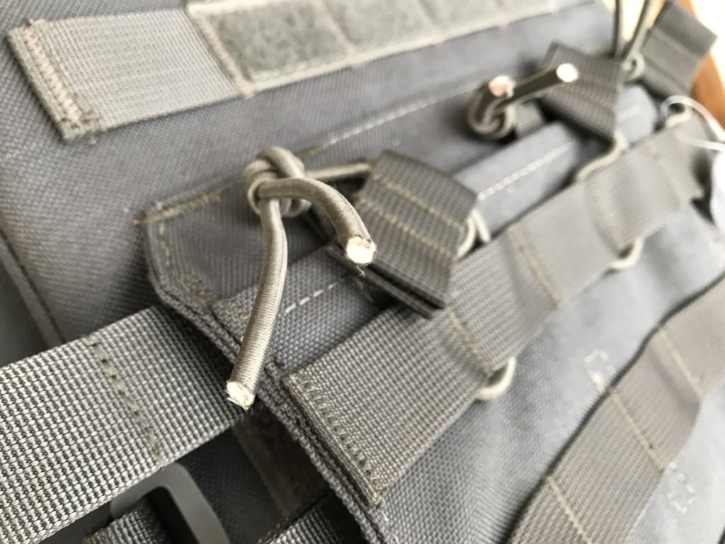 Rush Plate Carrier - pouches