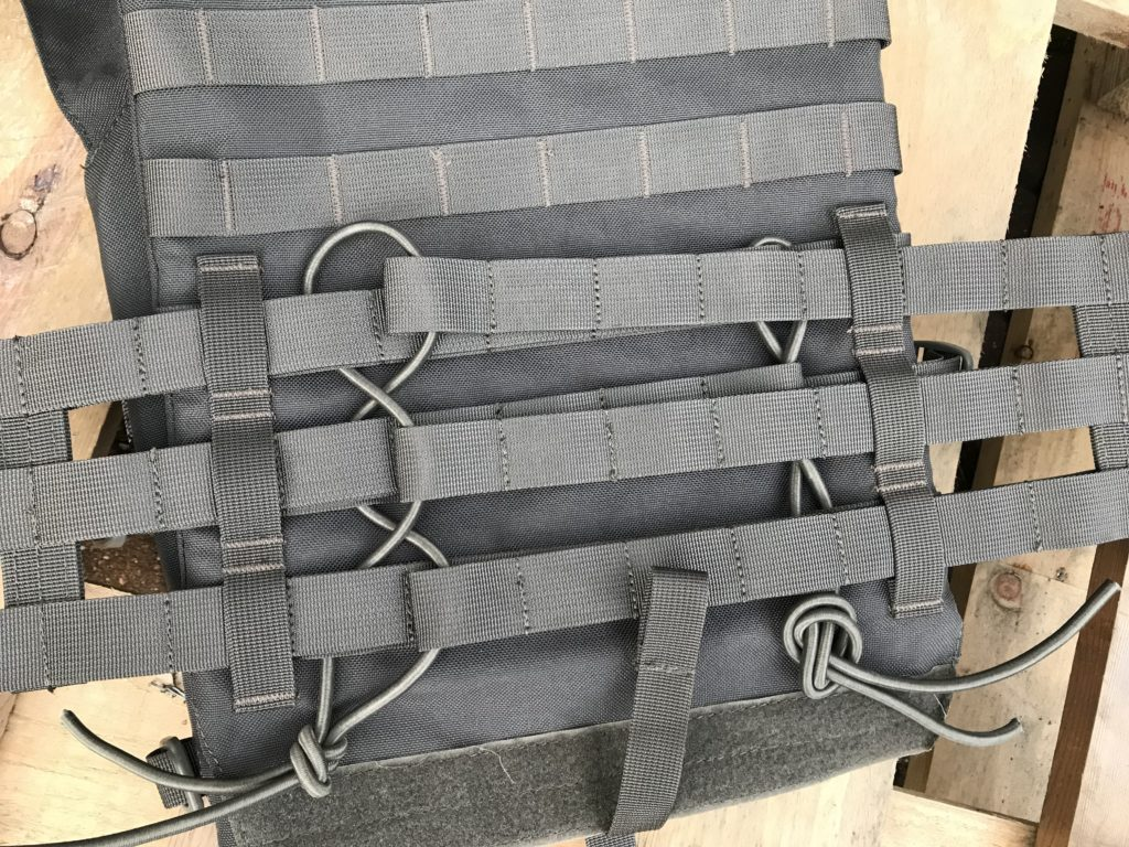 Rush Plate Carrier - straps 2