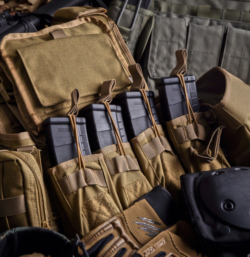 tactical equipment- magazines for airsoftguns