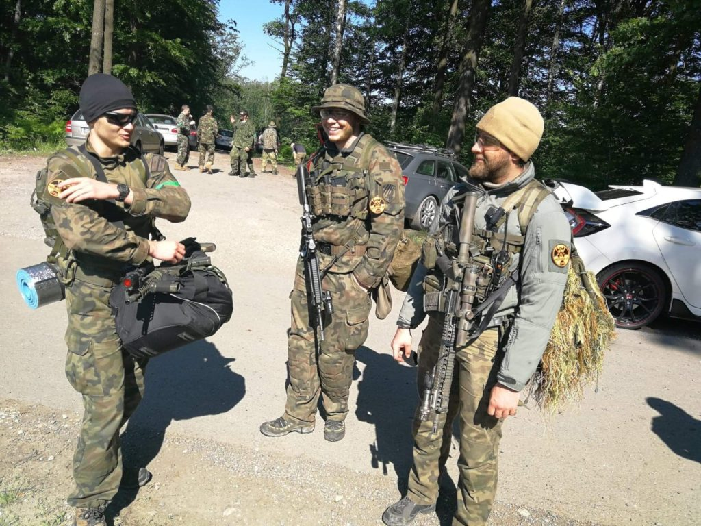 airsoft event Fedrunek 24H vol5 summary