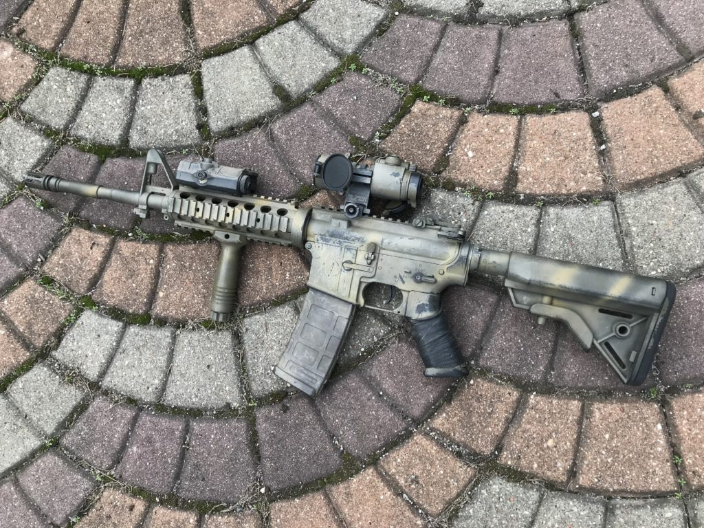 my second E&L M4 with the stock wiring