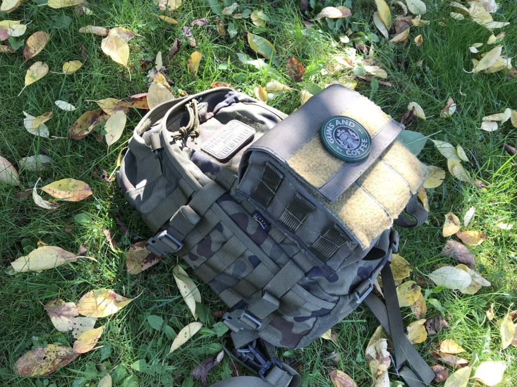 Wisport Sparrow 16 backpack overview
