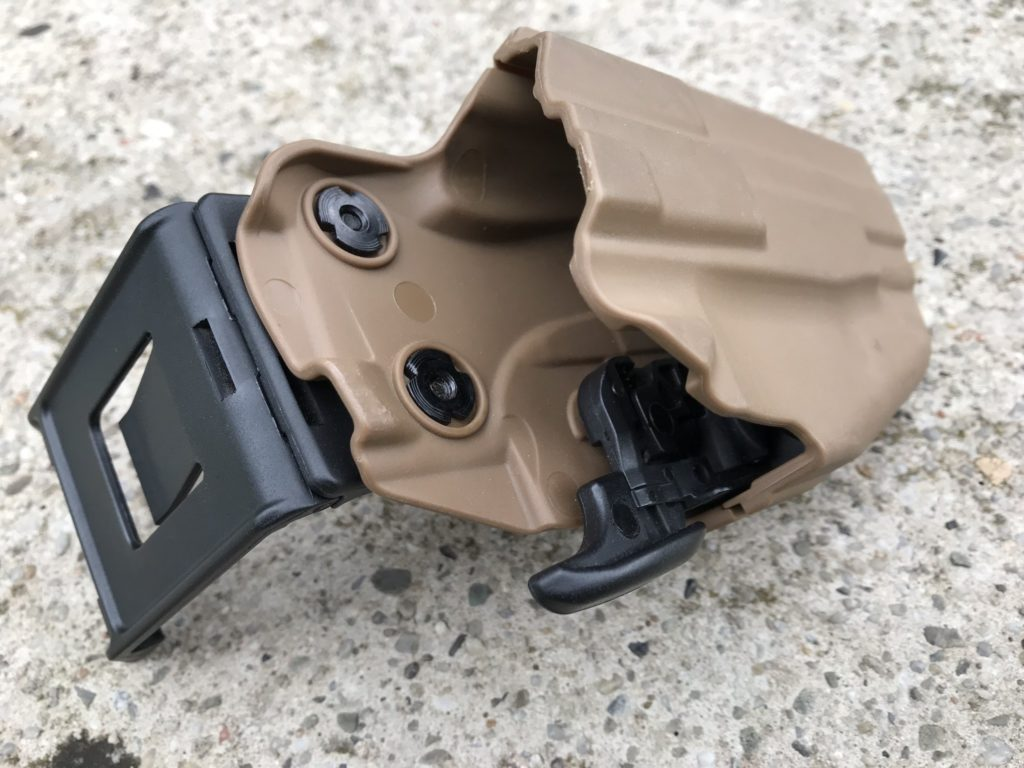 TMC 5X79 Compact universal holster mounting 5