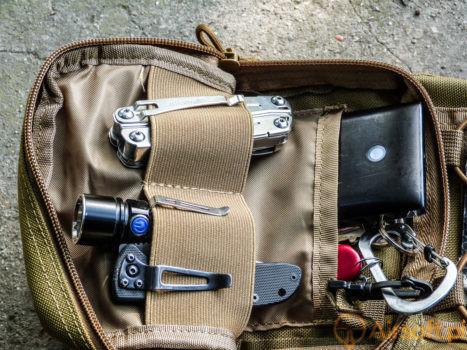 EDC Shoulder Bag Primal Gear - komora główna