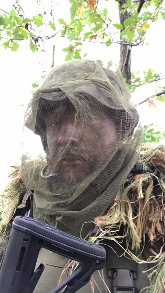 airsoft camouflage -other types of face camo